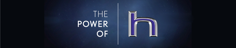 THE POWER OF | h